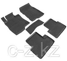 Резиновые коврики для Honda Accord VIII 2007-2012