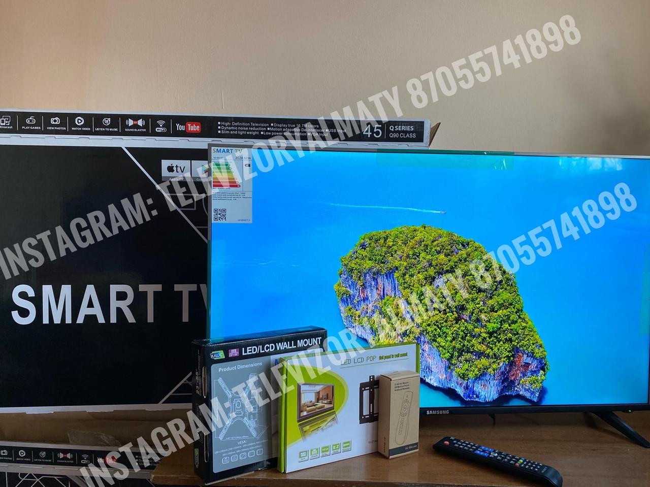 Телевизор LED TV Samsung Smart tv 43 диагональ - фото 4