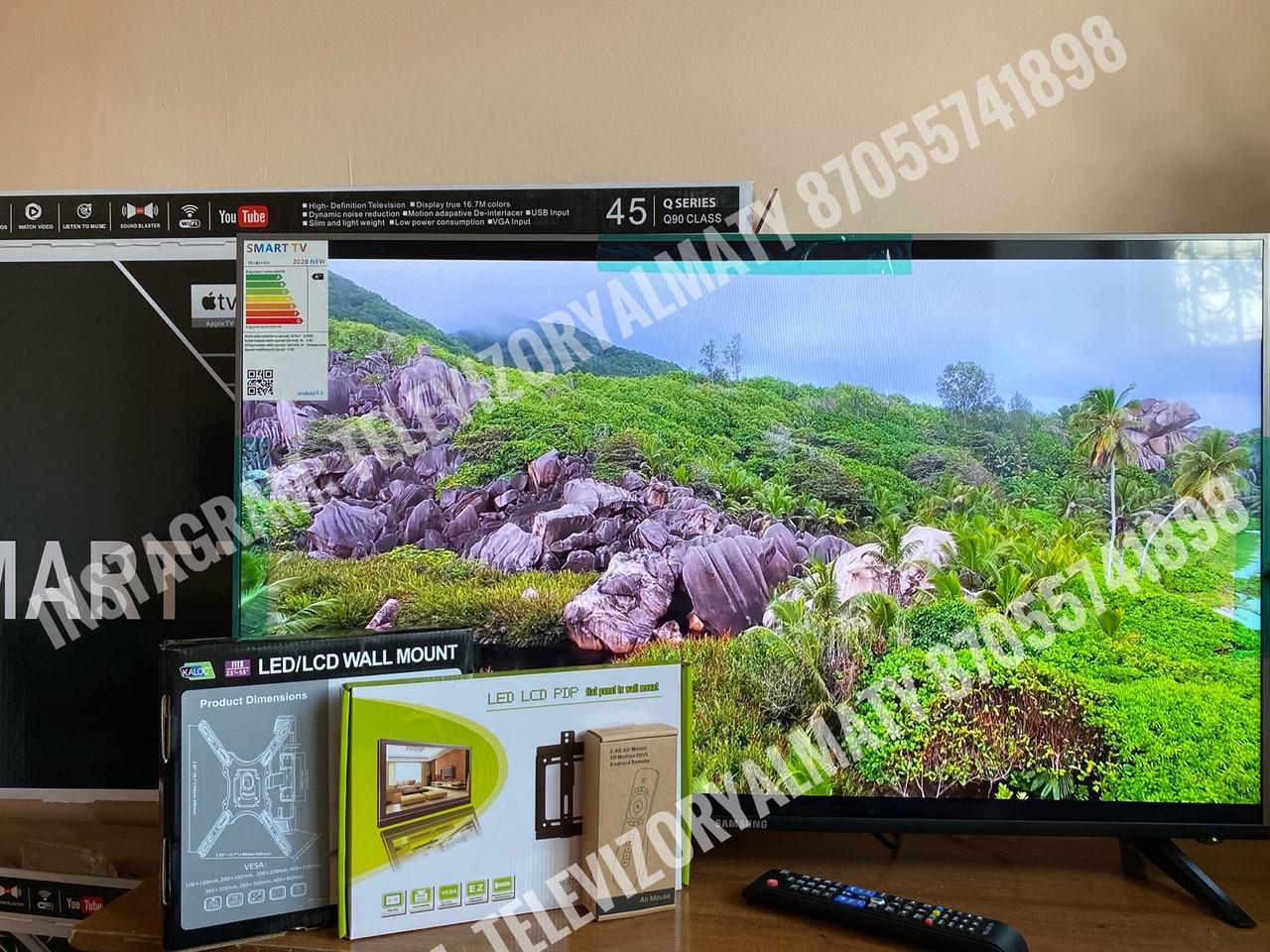 Телевизор LED TV Samsung Smart tv 43 диагональ - фото 6
