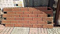 Фасадные панели VOX 420x1000 мм (0,42 м2) Solid Brick Bristol (Кирпич) Бристоль, фото 1