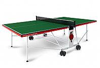 Теннисный стол Compact Expert Indoor Green с сеткой 6042-21