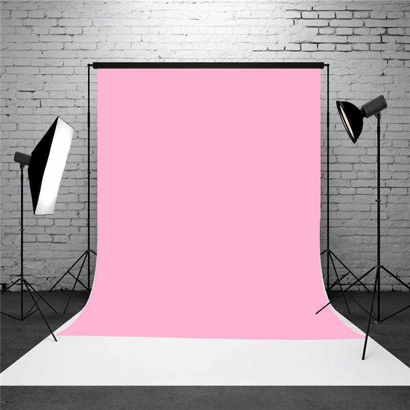 Розовый  фон 5х2.3 м Студийный, тканевый