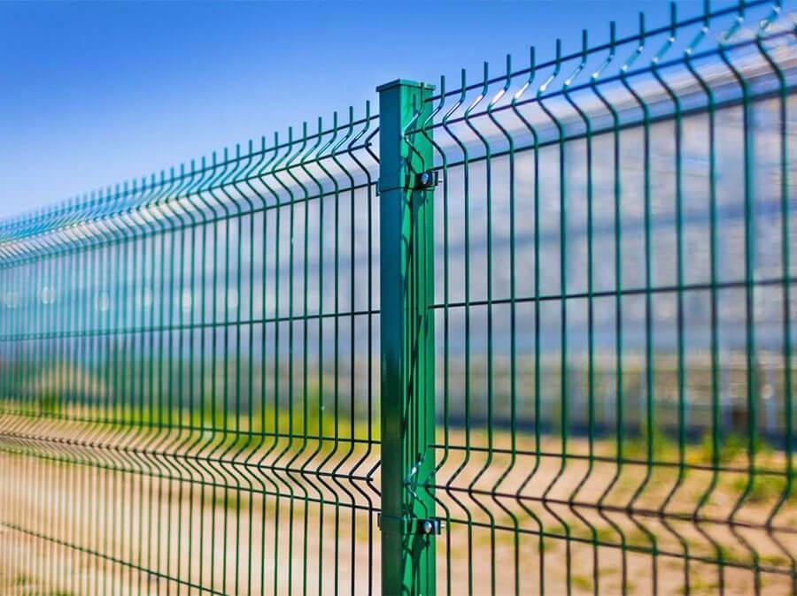 Заборная сетка DoorHan ЗD 3,5мм
