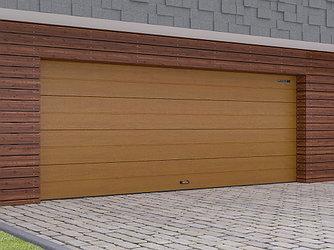 Гаражные секционные ворота DoorHan RSD02