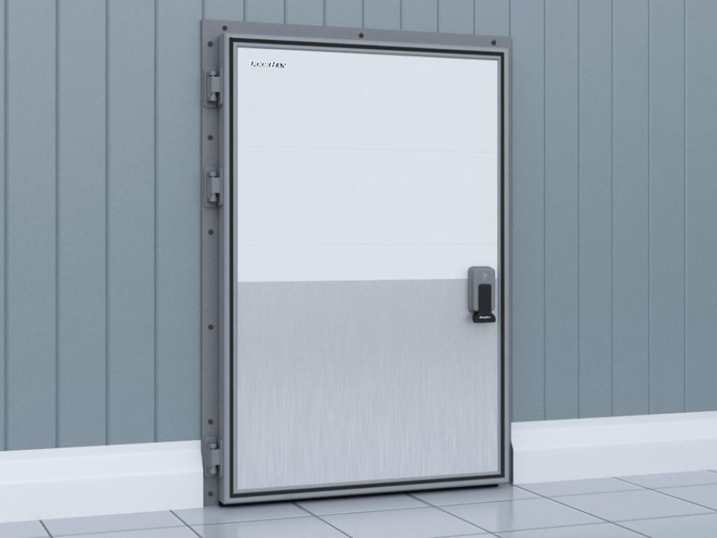 Дверь распашная одностворчатая для охлаждаемых помещений DoorHan 800*1800мм