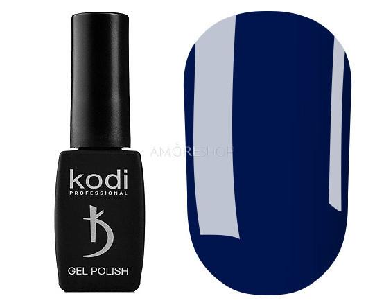 Гель-лак для ногтей Kodi Gel Polish 03 - красный с микроблеском
