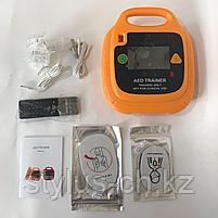 Дефибриллятор Учебный, AED, для обучения и тренировок с электродами, со сценариями, фото 2
