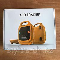 Дефибриллятор Учебный, AED, для обучения и тренировок с электродами, со сценариями, фото 4