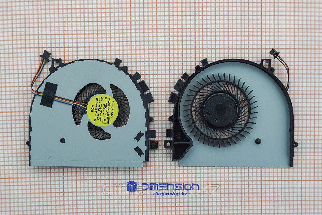 Кулер, вентилятор для Lenovo S41 S41-70 S41-75 U41-70 FLEX3 14 dfs501105pr0t