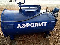 Смеситель для производства пенобетона, пенополистиролбетона  СМ- 500  220/380 вольт, фото 1