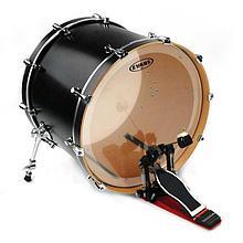 "Пластик для бас-барабана 22"", Evans BD22GB4 EQ4 Clear"