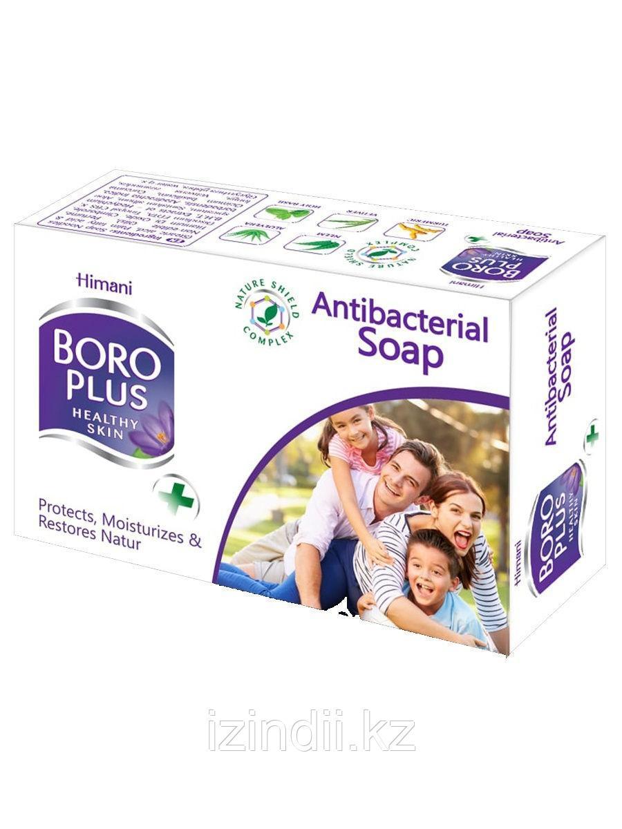 Мыло антибактериальное Боро плюс , 100 гр, Химани