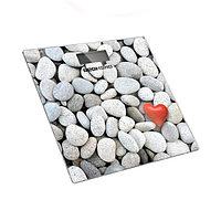 Redmond Весы напольные REDMOND RS-751, камни с сердцем