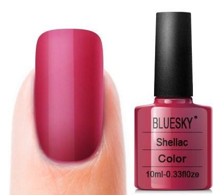 Гель-лак Bluesky Shellac Color 10ml #8096