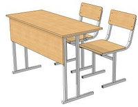 Столы и стулья ученические
