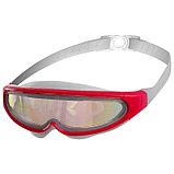 Очки для плавания ONLITOP, взрослые, цвета МИКС, фото 2