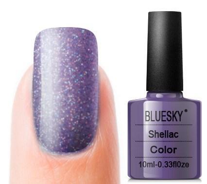 Гель-лак Bluesky Shellac Color 10ml #8193