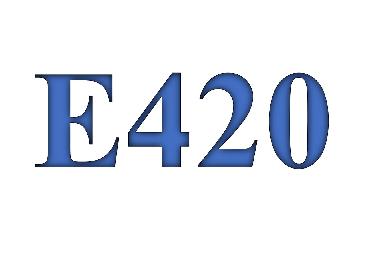 Сорбитол 70%, Е420