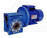 Мотор редуктор NMRV