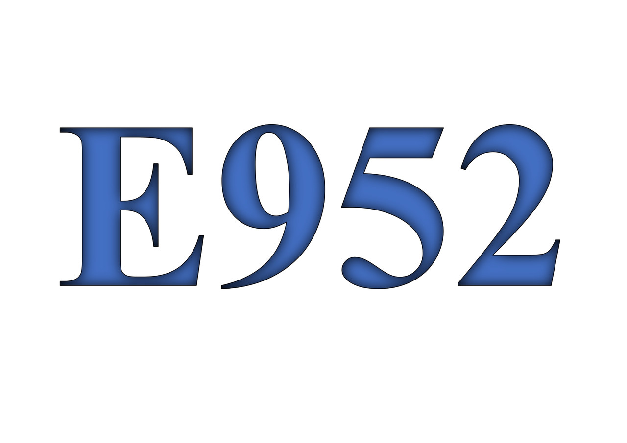 Натрия цикломат, Е952