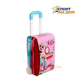 Детский чемодан LOL beatiful
