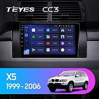 Автомагнитола Teyes CC3 3GB/32GB для BMW X5 E53 1999-2006