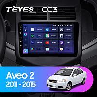 Автомагнитола Teyes CC3 3GB/32GB для Chevrolet Aveo 2 2011-2015