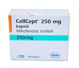 Препарат Селлсепт (микофенолата мофетил) 250 мг