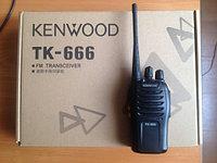 Рация Kenwood TK-666, фото 1