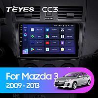 Автомагнитола Teyes CC3 3GB/32GB для Mazda 3 2009-2013