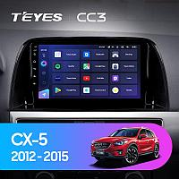 Автомагнитола Teyes CC3 3GB/32GB для Mazda CX-5 2012-2015