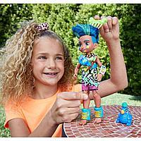 CAVE CLUB: Кукла Слейт с питомцем