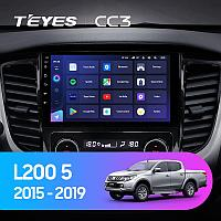Автомагнитола Teyes CC3 3GB/32GB для Mitsubishi L200 2015-2019, фото 1