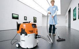 Пылесосы для сухой и влажной уборки