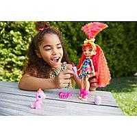 CAVE CLUB: Кукла Эмберли с питомцем