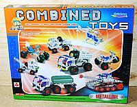 901 Конструктор металл. Combined toys,386 дет, 45*37см, фото 1