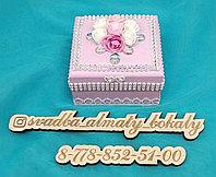 Коробка для свадебных колец
