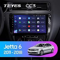 Автомагнитола Teyes CC3 3GB/32GB для Volkswagen Jetta 2011-2018, фото 1