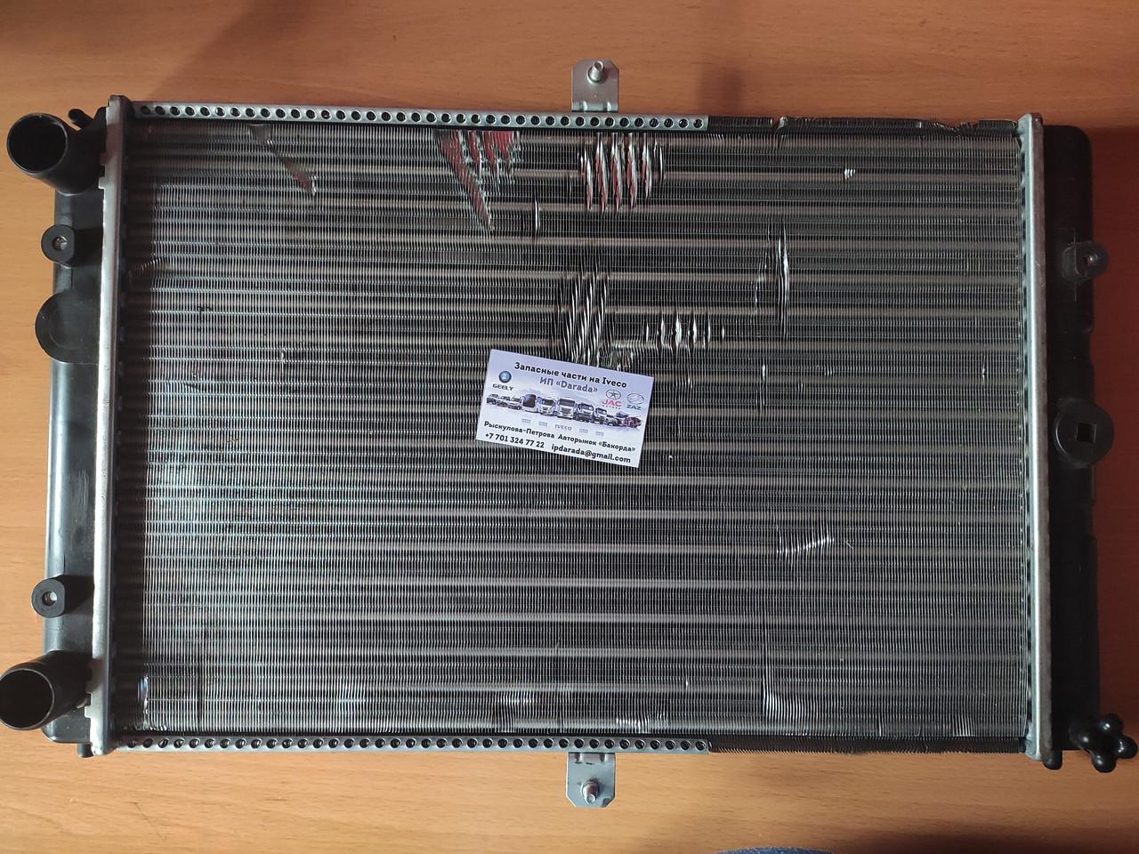 Радиатор системы охлаждения Заз Шанс 1.3