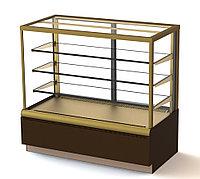 Витрина холодильная KC70 VV 0,9-1 0102-0109 (ВХСв-0,9д Carboma Cube Люкс)