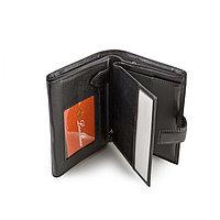 Бумажник мужской кожаный LP-808