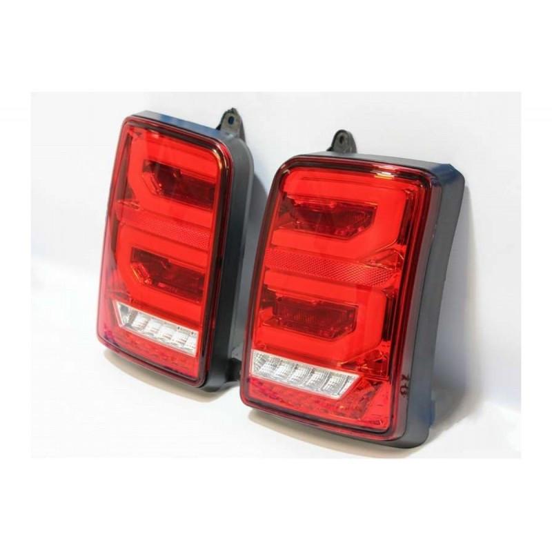 Задние диодные фонари Нива (LED)