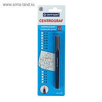 Рапидограф Centropen 9070, линия 0.5 мм, блистер