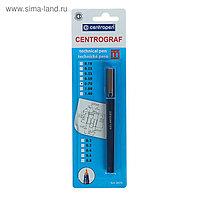 Рапидограф Centropen 9070, линия 0.7 мм, блистер