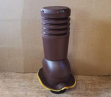 Вентиляционный выход для металлочерепицы Adamante ECO KBR 150 Коричневый