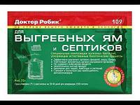 Средство для септиков Доктор Робик 75 гр