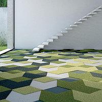 Ковролан, ковровая плитка
