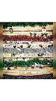 Мишура с колокольчиками 2м (С7764), крас,син,сереб,зел,син.