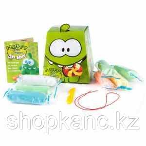 """Набор для лепки Genio Kids """"Воздушный пластилин.Fluffy. Ам Ням"""", 8 цветов, 10г"""