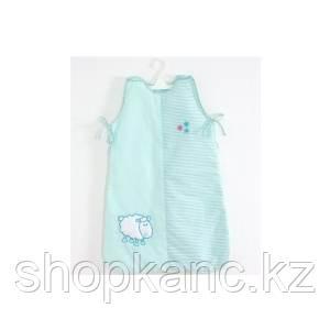 """Спальный мешок для новорожденного Fairy """"Белые кудряшки"""""""